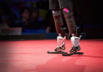 """Robotic prosthetics by nature's own designs"""
